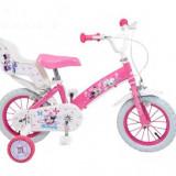 """Bicicleta 12"""" Mickey Mouse Club House, Fete, Toimsa"""
