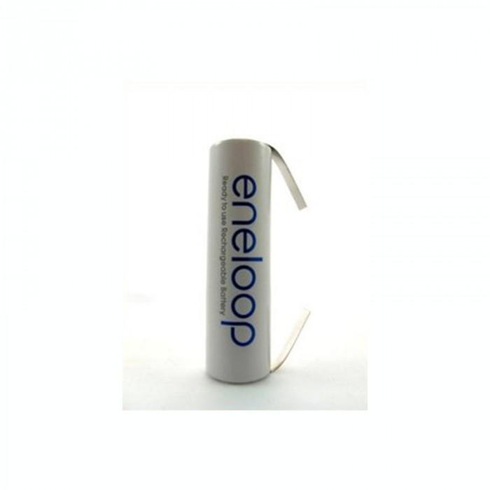 Panasonic Eneloop AAA R3 cu urechi de lipire Set 1 Bucată, Tip Urechi de lipire in U