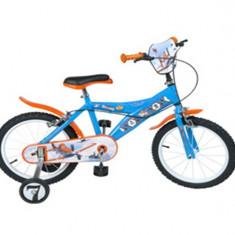 """Bicicleta 16"""" Planes, Toimsa"""
