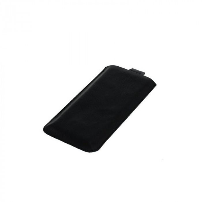 Husa telefon pentru Samsung Galaxy Note 4 Culoare Negru