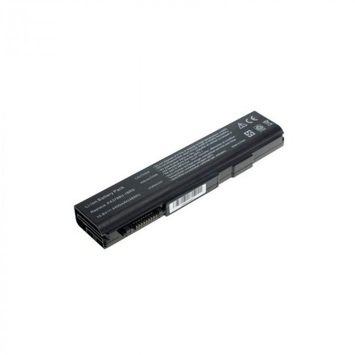 Acumulator pentru Toshiba PA3788 Capacitate 4400 mAh