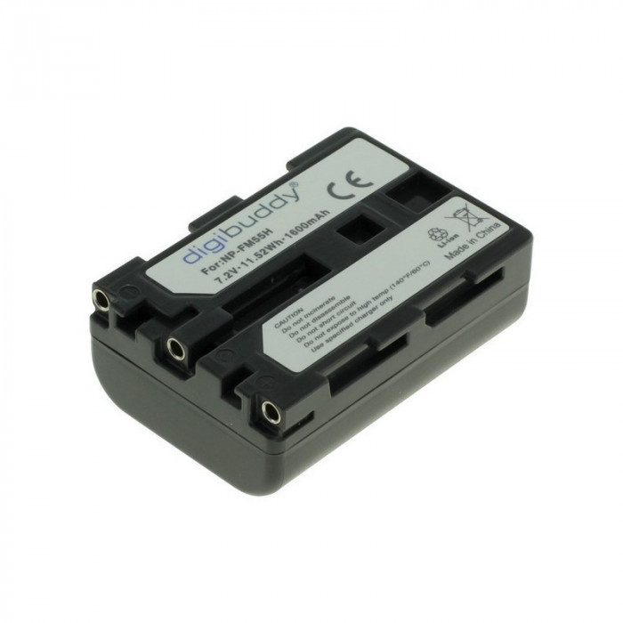 Acumulator pentru Sony NP-FM55H / NP-QM51 1600mAh