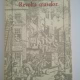 Jose Ortega y Gasset – REVOLTA MASELOR