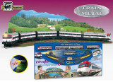 Trenulet Electric Calatori Cercanias Renfe Cu Peisaj, Pequetren