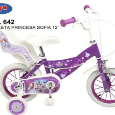 "Bicicleta 12"" Sofia The First, Toimsa"