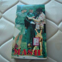 Caseta video originala cu filmul MASH (Donald Sutherland), provenienta Italia, Italiana
