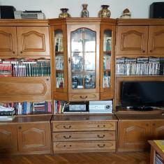 Bibliotecă sufragerie