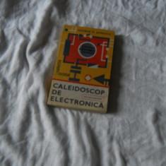 CALEIDOSCOP DE ELECTRONICA - George D. Oprescu, 1987