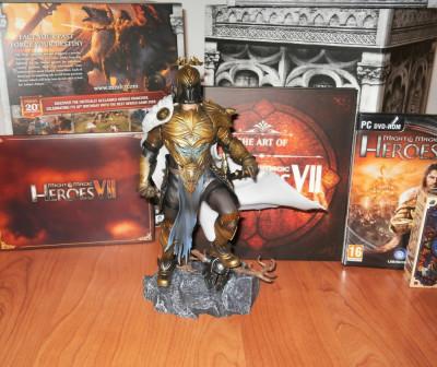 Heroes of Might & Magic 7 Collector's Edition , nou , FARA JOC , de colectie foto