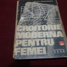 NATALIA TAUTU STANESCU - CROITORIE MODERNA PENTRU FEMEI
