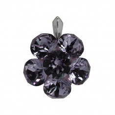 Intus - Pandantiv Argint si Cristale Swarovski, BijouxMAG