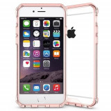 Husa Iphone 6 Iphone 6S Iberry Shockproof Crystal Pink, iPhone 6/6S, Plastic, Carcasa