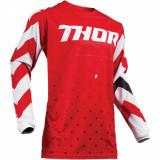 Tricou motocross copii Thor Pulse Stunner rosu/alb marime XS Cod Produs: MX_NEW 29121652PE