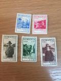 Romania 1931 - Expozitia Cercetaseasca, Nestampilat