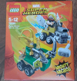 Lego 76091 - Thor vs Loki (Marvel Superheroes) Mighty Micros- nou, sigilat