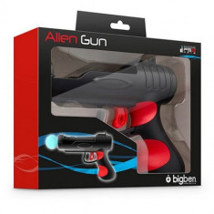 Pistol alien gun pentru Playstation 3 ps3 - nou , sigilat, Controller move