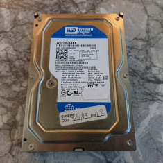"Hard Disk Western Digital Blue 250GB 3.5"" SATA3 WD2500AAKX, 200-499 GB, 7200, SATA 3"