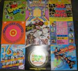 vinyl selectii Modern Talking,Bee Gees,Ray Charles,Blondie,Samantha Fox,Black