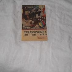 TELEVIZIUNEA IERI-AZI-MAINE - P. CORNELIU DUMITRU, 1986
