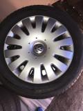 Vand jante VW Passat cu capace originale., 16, 5