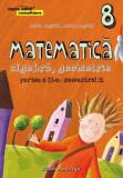 Mate 2000 consolidare. Comper. Matematică. Algebră, geometrie. Clasa a VIII-a. Partea a II-a, Semestrul 2