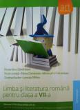 Limba şi literatura română pentru Clasa a VII-a Semestrul I (Metoda ştiu-descopăr-aplic)