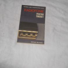 RADIOFONIE PENTRU TINERET - I.M. IOSIF, V.P. GANEA, 1986