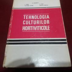 TEHNOLOGIA CULTURILOR HORTIVITICOLE