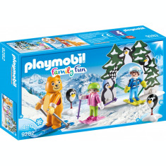 Playmobil Family Fun - Lectii de ski
