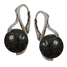 Lava - Cercei Argint si Pietre semipretioase , BijouxMAG