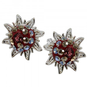 Grace - Cercei Argint si Cristale Swarovski , BijouxMAG