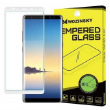 Folie Sticla Samsung Galaxy Note 8 Wozinsky 3D White
