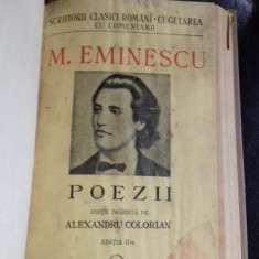 POEZII - M. EMINESCU