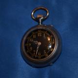 CEAS de buzunar -  SCHILD FRERES & Co. - ETERNA - 1900 - Monograma din aur - RAR