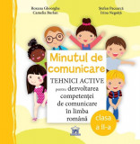 Minutul de comunicare - Clasa a II-a