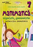 Mate 2000 consolidare. Comper. Matematică. Algebră, geometrie. Clasa a VII-a. Partea a II-a, Semestrul 2