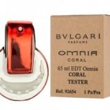 BVLGARI OMNIA CORAL TESTER ORIGINAL