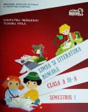 Limba și literatura română. Manual pentru Clasa a III-a Semestrul I (+ CD)