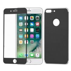 Folie Sticla Iphone 7 Plus Iphone 8 Plus Wozinsky 3D 360 Gray