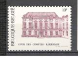 Belgia.1981 150 ani Curtea de Conturi  MB.485, Nestampilat