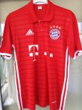 Tricou Bayern Munchen - Nr. M, Rosu, De club