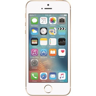 IPhone SE 32GB LTE 4G Auriu foto