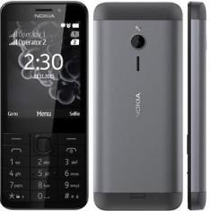 Telefon Refurbished Nokia 230 Dual Sim Black P220