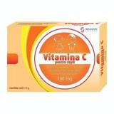 Vitamina C 100 mg pentru copii 20 cpr Solacium Pharma