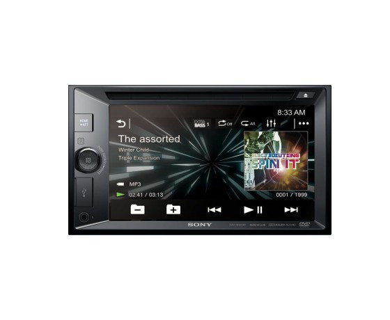 "Sistem multimedia 6,2"" Sony XAVW651BT Future Technology"