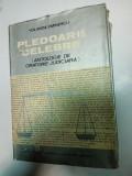 PLEDOARII CELEBRE - YOLANDA EMINESCU