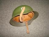 Casca militara germana M'40/WW 2/nazi/SS/militaria/decor/colectie/casca soldat
