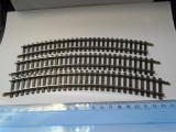 Bnk jc Jouef - linii curbe R=385 mm, R=15 gr - 7 bucati, 1:87, H0 - 1:87, Sine