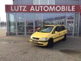 Opel Zafira, Motorina/Diesel, VAN