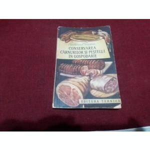ECATERINA TEISANU - CONSERVAREA CARNURILOR SI PESTELUI IN GOSPODARIE